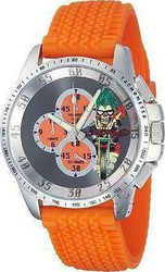 Ed Hardy Dragster Orange Chronograph Watch DR-OR
