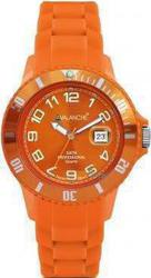 Avalanche Alpha Orange Rubber Strap AV-100S-OR-44