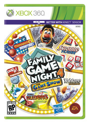 Hasbro Family Game Night 4: The Game Show Edition XBOX 360