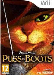 Puss In Boots Wii