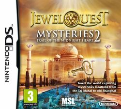Jewel Quest Mysteries 2: Trail of the Midnight Heart DS