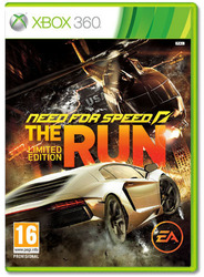 Need for Speed: The Run (Limited Edition) XBOX 360