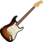 Fender Road Worn 60s Stratocaster 3-Color Sunburst