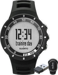 Suunto Quest Speed Pack Black Rubber Strap - SS018155000