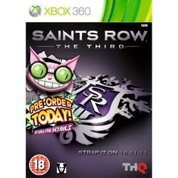 Saints Row: The Third (Limited Edition) XBOX 360