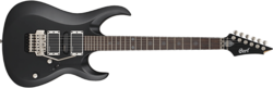 Cort EVL-X4 Black Satin