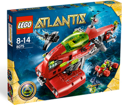 Lego Atlantis 8075 - Neptune Carrier