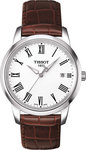 Tissot T-Classic Classic Dream Brown Leather Strap T033.410.16.013.01