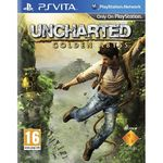 Uncharted Golden Abyss PSVita