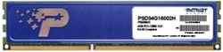 Patriot Signature 4GB DDR3-1600MHz (PSD34G16002H)