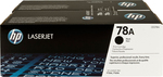 HP 78A Black 2-pack Toner (CE278AD)