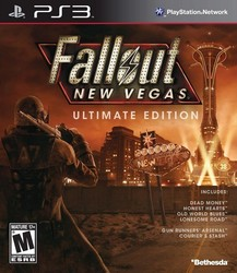 Fallout: New Vegas (Ultimate Edition) PS3