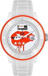 Ice-Watch Watch FMIF F*** Me I´m Famous - White Lips - Big Big FM.SS.WEL.BB.S.11