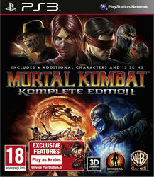 Mortal Kombat (Komplete Edition) PS3