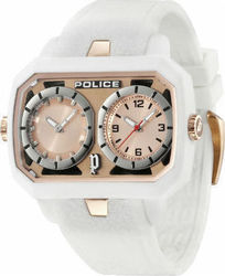 Police Hydra Dual Faces Men's Watch P13076JPWH-32