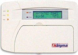 Sigma Security Apollo-KP/ LCD
