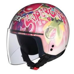 Grex K1 Visor Fancy Pink