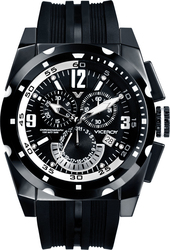 Viceroy Black Rubber Chronograph 42115-05