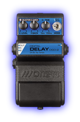 Onerr DGD2 Digital Delay 24 Bit