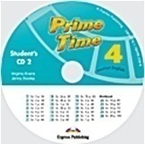 Prime Time 4: Student's Audio CD CD2