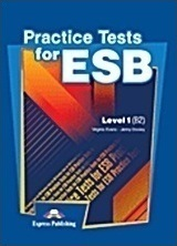 Practice Test for ESB Level 1 (B2): Class Audio Cds