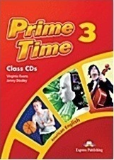 Prime Time 3: Class Audio CDs