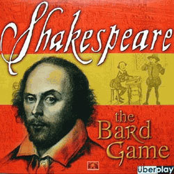 Sophisticated Games Shakespeare: The Bard Game