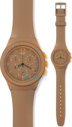 Swatch ChronoPlastic Crazy Nuts Rubber Strap SUSC400