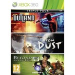 Beyond: Good And Evil HD + From Dust + Outland (Triple Pack) XBOX 360