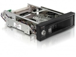 DeLock 5.25 Mobile Rack for 3.5 SATA HDD 47199