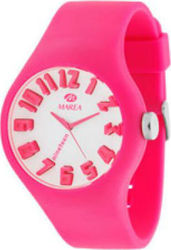 Marea Nineteen Pink Rubber Strap B35505/15