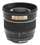 Samyang 85mm f/1.4 IF MC Asph (Sony A-mount)