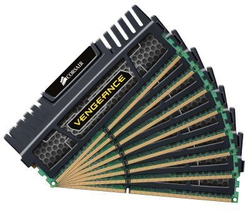 Corsair Vengeance 64GB DDR3-1600MHz Eight Channel Kit