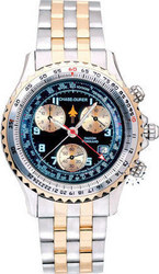Chase Durer Falcon Command Chronograph Blue Dial - 216.3LG-BR05
