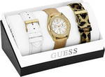 Guess Ladies Leather Watch W16574L1