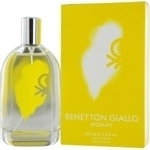 Benetton Giallo Eau de Toilette 30ml