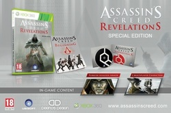Assassin's Creed: Revelations (Special Edition) XBOX 360