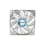Connectland 8cm Cooler Fan with Blue LED