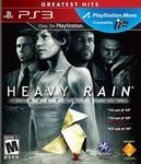 Heavy Rain: Director's Cut (Greatest Hits) PS3
