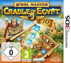 Jewel Master: Cradle of Egypt 2 3D 3DS