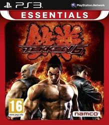 Tekken 6 (Essentials) PS3