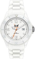 Ice-Watch Watches Sili Forever White Unisex