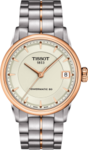 Tissot Ladies Luxury Automatic Two Tone Stainless Steel Bracelet T086.207.22.261.01