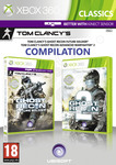 Ghost Recon Advanced Warfighter 2 & Future Soldier XBOX 360