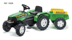 Falk FARM POWER MAX + TRAILER