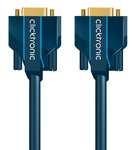 Clicktronic VGA Monitor Cable 15-pin male - 15-pin male 3m (70352)