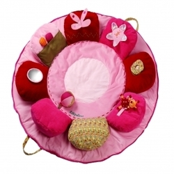 Lilliputiens Play mat Rose