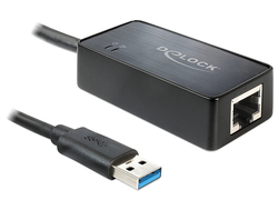 DeLock USB 3.0 to Gigabit LAN (62121)