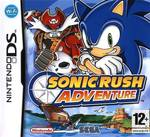 Sonic Rush Adventure DS