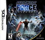 Star Wars The Force Unleashed DS